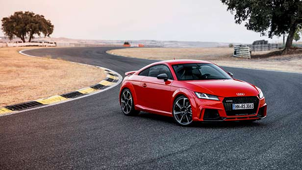 Audi TT - ТОП-10 самых продаваемых автомобилей Европы