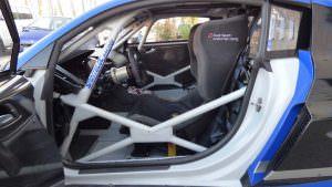 Каркас безопасности Audi R8 LMS