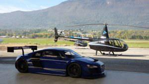 Гоночная Audi R8 LMS. Можно купить за $269 000