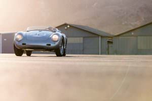 Классическая Porsche 550A Spyder 1958 года выпуска