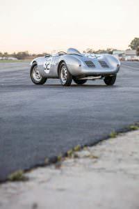 Porsche 550A Spyder 1958 года выпуска. Одна из 40 выпущенных