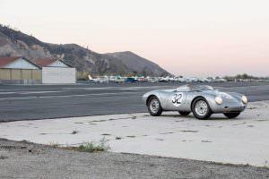 Porsche 550A Spyder 1958 года. Цена $5,17 млн