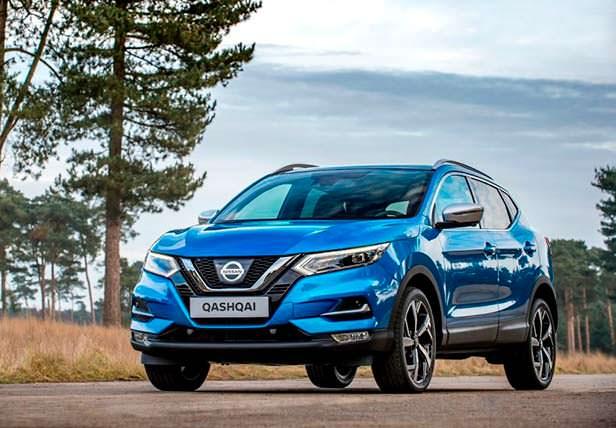 Nissan Qashqai - ТОП-10 самых продаваемых автомобилей Европы