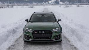 Audi RS4 Avant нового поколения