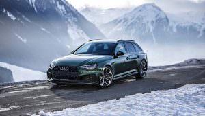 Audi RS4 Avant Sonoma Green Metallic