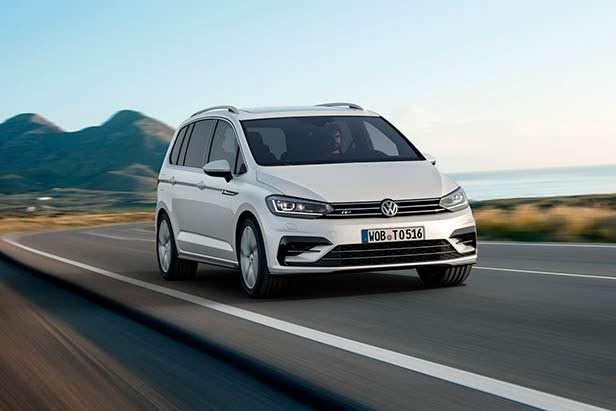 Производство Volkswagen Touran за 2017 год: около 150 000 штук