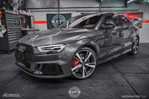 Тюнинг Audi RS3 Sedan от Neidfaktor и APR