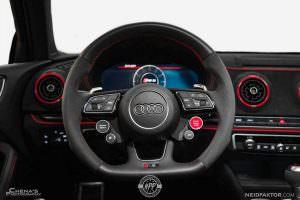Спортивный руль Audi RS3 Sedan