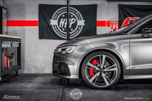 Audi RS3 Sedan. Тюнинг от APR