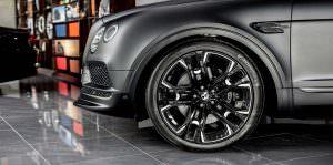 23-дюймовые диски Bentley Bentayga от Wheelsandmore