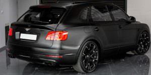 Bentley Bentayga Wheelsandmore