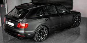 Bentley Bentayga от Wheelsandmore
