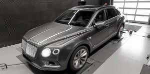 Bentley Bentayga. Тюнинг от Wheelsandmore