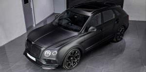 Тюнинг Bentley Bentayga от Wheelsandmore