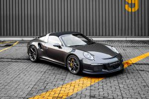 Тюнинг Porsche 911 Targa 4 GTS от Mcchip-DKR