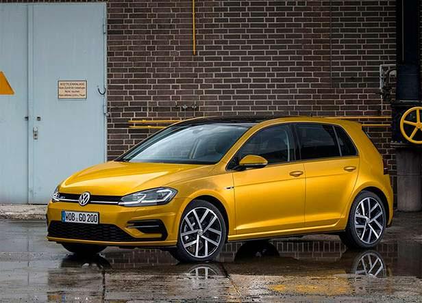 Volkswagen Golf - самый продаваемый автомобиль Европы 2017 г.