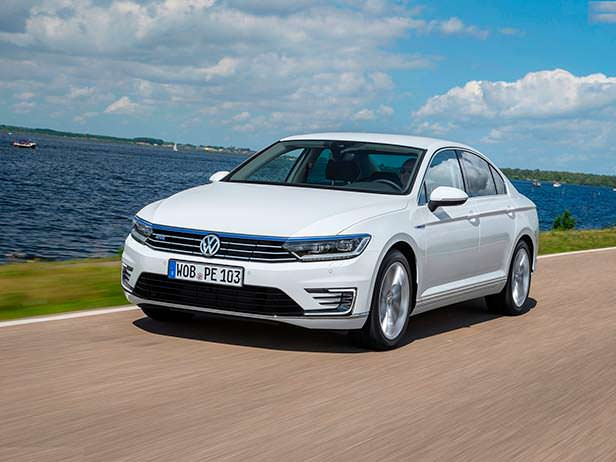 Volkswagen Passat - ТОП-10 самых продаваемых автомобилей Европы