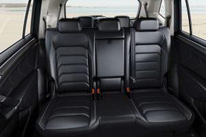 Сиденья Volkswagen Tiguan Allspace 2018
