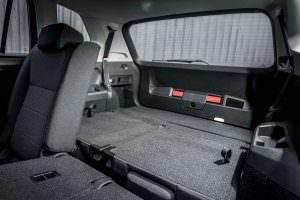 Ровный пол в багажнике Volkswagen Tiguan Allspace