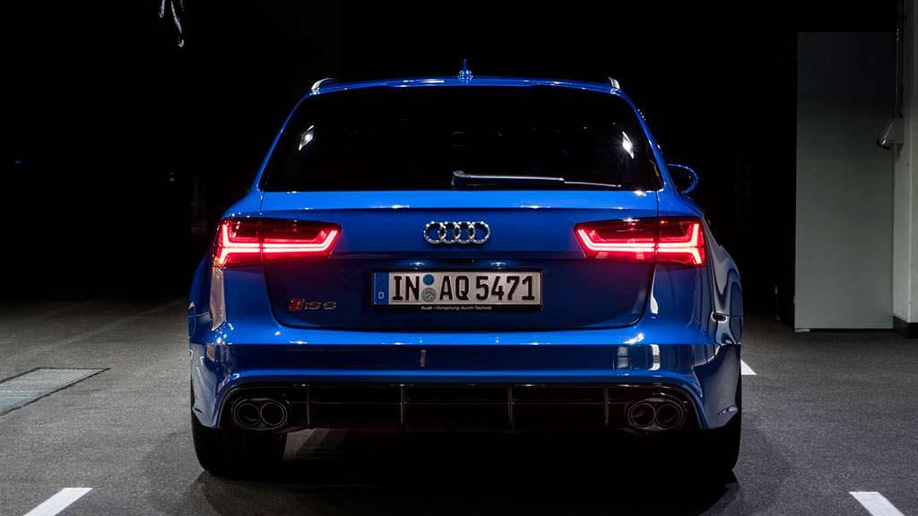 Самая мощная Audi RS6 Avant Performance Nogaro Edition