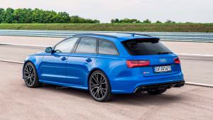 Audi RS6 Avant Performance Nogaro Edition 2018