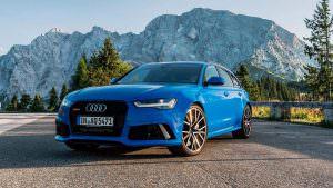 Audi RS6 Avant Performance Nogaro Edition: мощность 695 л.с.