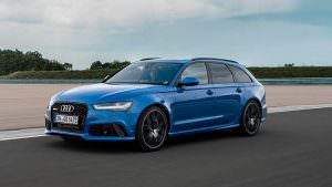 Audi RS6 Avant Performance Nogaro Edition: скорость 320 км/ч