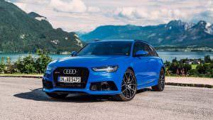 Audi RS6 Avant Performance Nogaro: до 100 км/ч за 3,7-сек