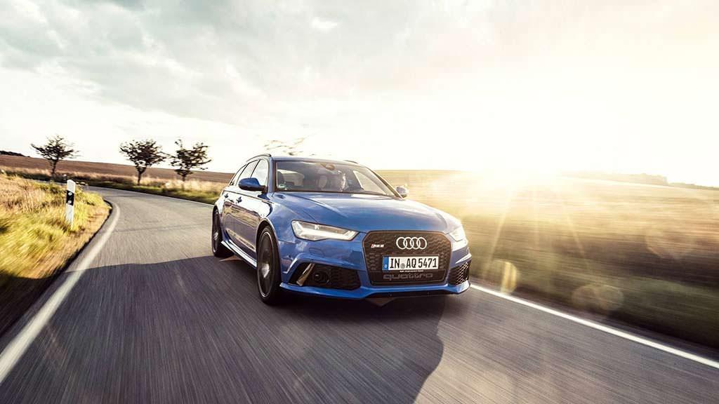 Audi RS6 Avant Performance Nogaro Edition совместно с ABT