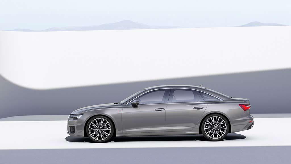 Новая Audi A6