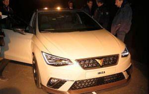 Новая SEAT Ibiza Cupra 2019