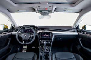 Фото салона Volkswagen Arteon 2019