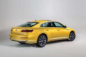 Купеобразный седан Volkswagen Arteon 2019