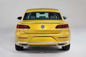 2019 Volkswagen Arteon для США