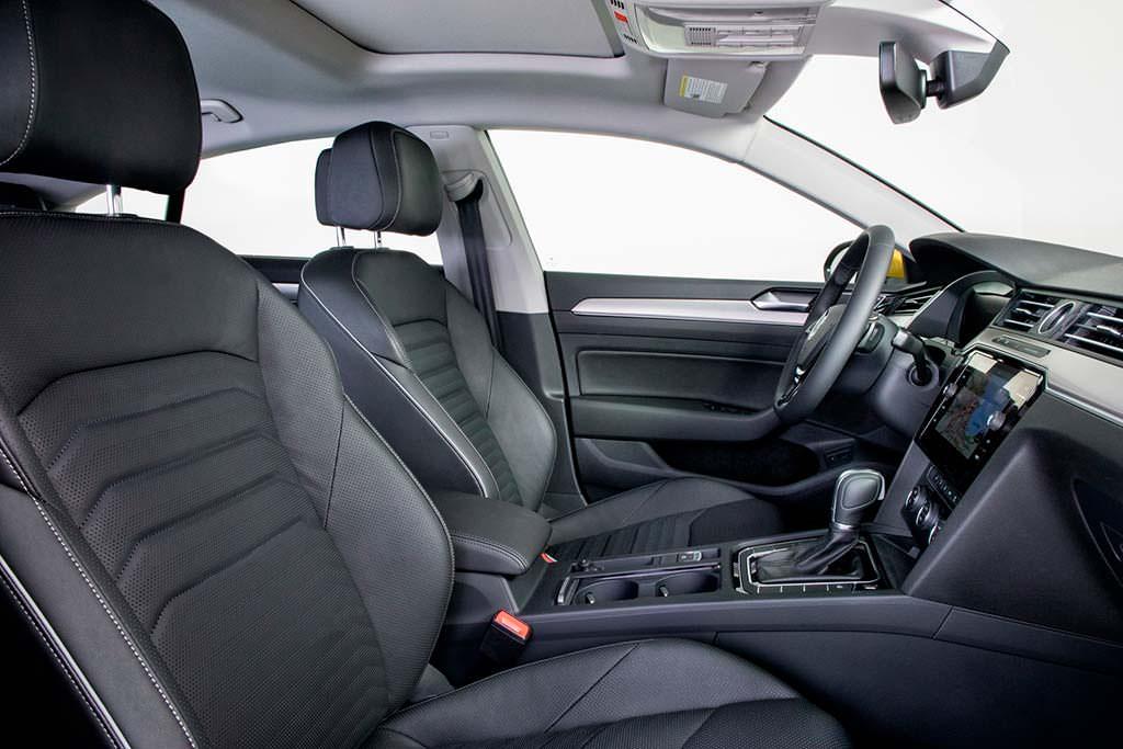 Фото внутри Volkswagen Arteon 2.0 TSI 4Motion