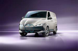 Минивэн BMW из I Vision Dynamics