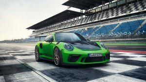 Суперкар Porsche 911 GT3 RS