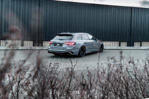 Универсал Audi RS4 Avant. Тюнинг от ABT Sportsline