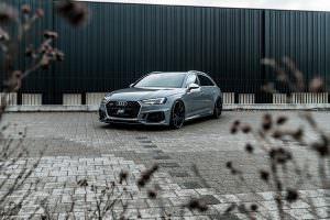 2018 Audi RS4 Avant. Тюнинг от ABT Sportsline