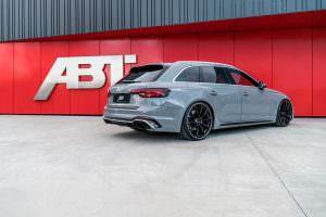 Новый Audi RS4 Avant от ABT Sportsline