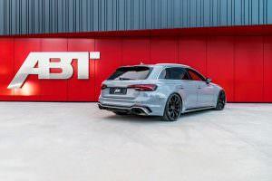 Audi RS4 Avant от ABT Sportsline