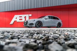Audi RS4 Avant. Тюнинг ABT Sportsline