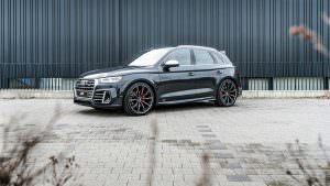 Тюнинг Audi SQ5 нового поколения от ABT Sportsline