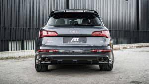 Чёрная Audi SQ5. Тюнинг ABT Sportsline