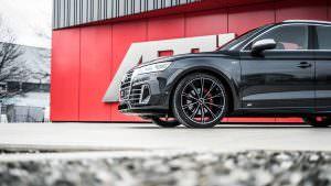 Колёсные диски 22 дюйма Audi SQ5. Тюнинг ABT Sportsline