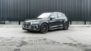 Тюнингованная Audi SQ5 от ABT Sportsline