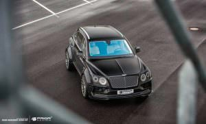 Bentley Bentayga PDXR от Prior Design