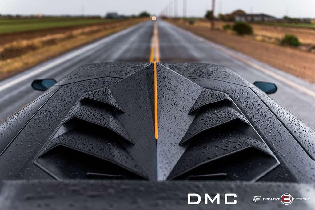Крышка моторного отсека Lamborghini Aventador от DMC