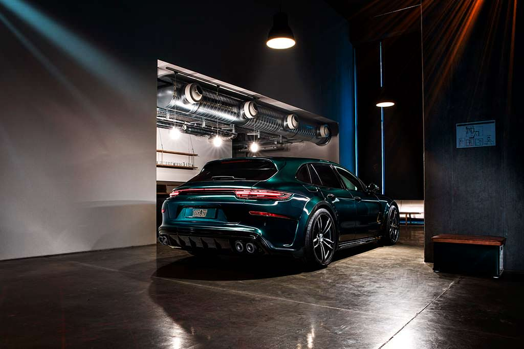 Универсал Porsche Panamera Sport Turismo GrandGT от TechArt