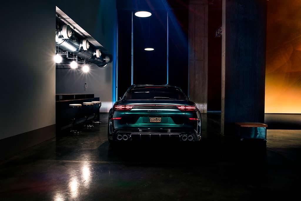 Porsche Panamera Sport Turismo GrandGT от TechArt